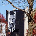 Hoagy Carmichael Mural 1 by rdshaw