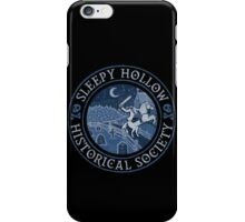 Sleepy Hollow Historical Society iPhone Case/Skin