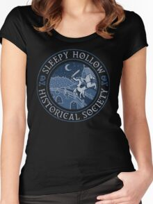 Sleepy Hollow Historical Society Women's Fitted Scoop T-Shirt