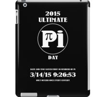Pi Day 2015 -- Once in a Century iPad Case/Skin