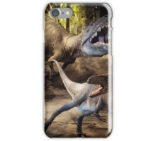Tyrannosaurus Rex @ Royal Tyrrell Museum of Palaeontology iPhone Case/Skin