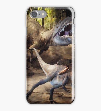 Tyrannosaurus Rex @ Royal Tyrrell Museum of Palaeontology iPhone Case/Skin