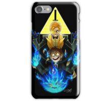 Gravity Falls Sock Opera Fan Art iPhone Case/Skin