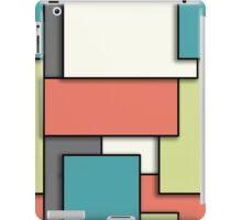 Blocks (Spring) iPad Case/Skin