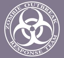 Zombie Outbreak Response Team - dark Kids Clothes