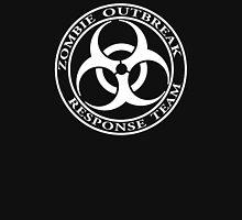 Zombie Outbreak Response Team - dark Unisex T-Shirt