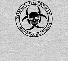 Zombie Outbreak Response Team w/ skull - light Unisex T-Shirt