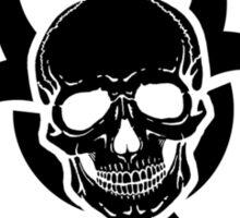 Zombie Outbreak Response Team w/ skull - light Sticker