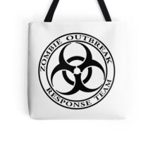 Zombie Outbreak Response Team - light Tote Bag