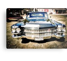 Caddy '63 Metal Print