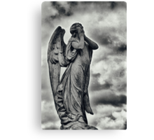 Looking to Heaven Canvas Print