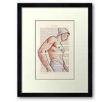 The Neighbor Part 1 Framed Print