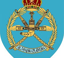 Royal Air Force of Oman Aircraft Insignia  by abbeyz71