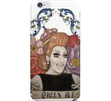 Clear Background Bianca Del Rio Design iPhone Case/Skin