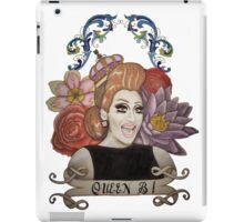 Clear Background Bianca Del Rio Design iPad Case/Skin