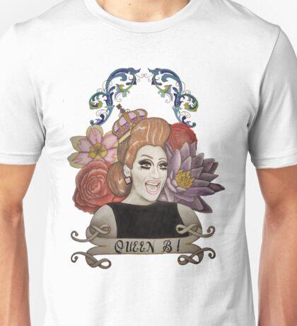 Clear Background Bianca Del Rio Design Unisex T-Shirt