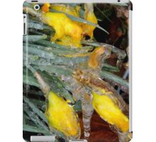 Encased In Ice iPad Case/Skin