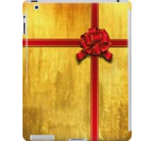 Gift wrapped 2 iPad Case/Skin