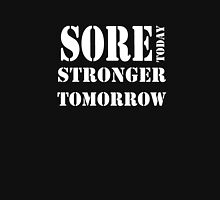 Sore Today, Stronger Tomorrow Women's Tank Top
