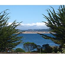 Monterey seascape Photographic Print