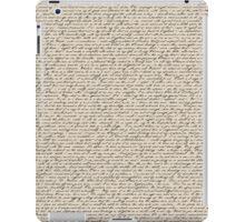 Literature in Print: Sherlock Holmes iPad Case/Skin
