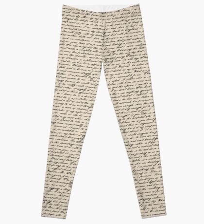 Literature in Print: Sherlock Holmes Leggings