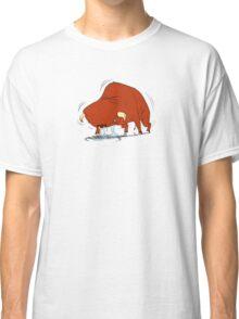 vibrating bull Classic T-Shirt