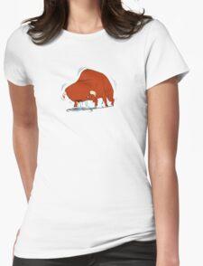 vibrating bull T-Shirt