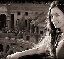 I Love Rome by Hollie Nass