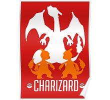 Charizard Standard Poster