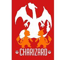 Charizard Standard Photographic Print