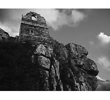 Roche Rock Chapel Photographic Print