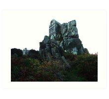 Roche Rock, Cornwall Art Print