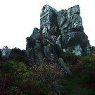Roche Rock, Cornwall by Mark Wilson