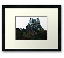 Roche Rock, Cornwall Framed Print