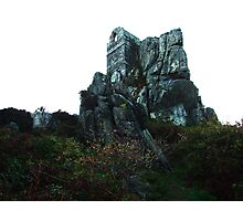 Roche Rock, Cornwall Photographic Print
