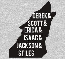 Derek's Pack by iheartgallifrey