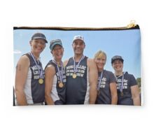 Mordialloc SquealDiggers Gold 160 Womens Studio Pouch