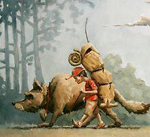 Runaways by Brian DeYoung