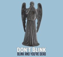 Don't Blink by iheartgallifrey