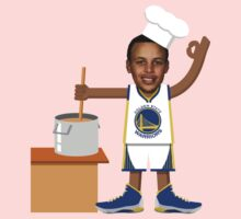 Chef Curry with the Pot, Boy! Kids Clothes