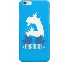 Gyrados Standard iPhone Case/Skin