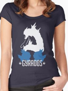 Gyrados Standard Women's Fitted Scoop T-Shirt