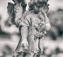 Child Stone Angel by faithinmotion