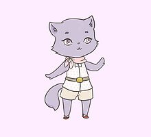 Pretty Paris Kitty: FUNDRAISER by Ikaripoid