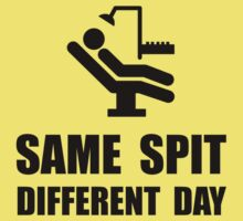 Same Spit Different Day Kids Clothes