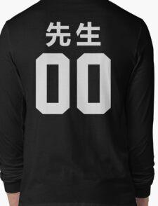 先生 Sensei 00 Long Sleeve T-Shirt