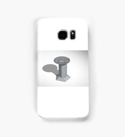 sun dial Samsung Galaxy Case/Skin