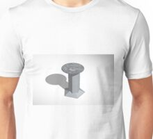 sun dial Unisex T-Shirt