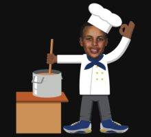 Chef Curry with the Pot, Boy! V.2 by jaelee34